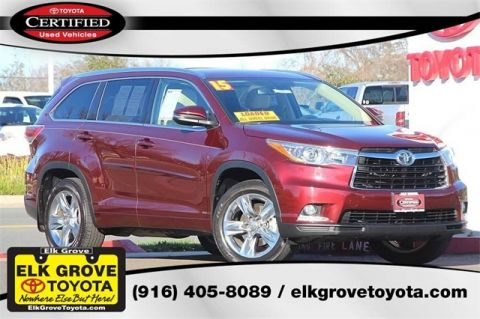 Certified Pre-Owned 2015 Toyota Highlander