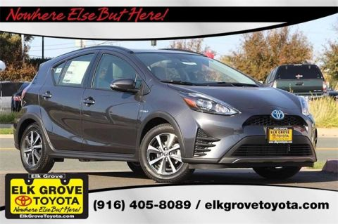 new 2018 toyota prius c one 5d hatchback in elk grove 116991 elk