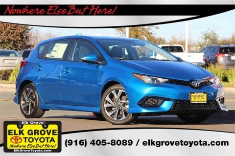 new 2018 toyota corolla im base 5d hatchback in elk grove 119206