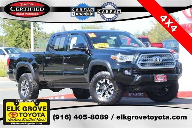 Certified Pre-Owned 2016 Toyota Tacoma TRD Offroad
