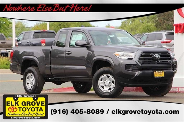 new 2018 toyota tacoma sr 4d access cab in elk grove 119442 elk