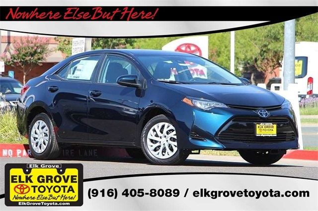 Charming New 2019 Toyota Corolla LE