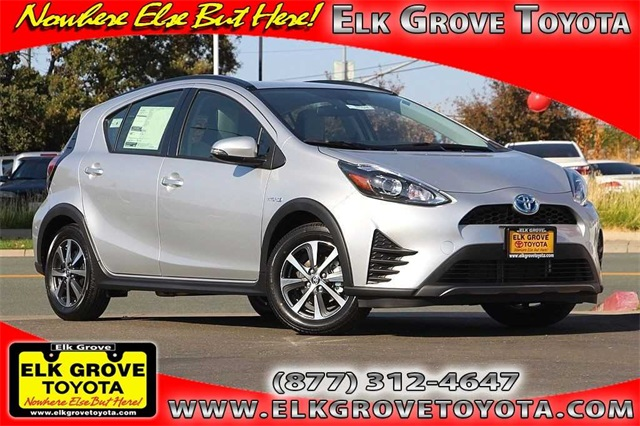 New 2018 Toyota Prius C One 5d Hatchback In Elk Grove