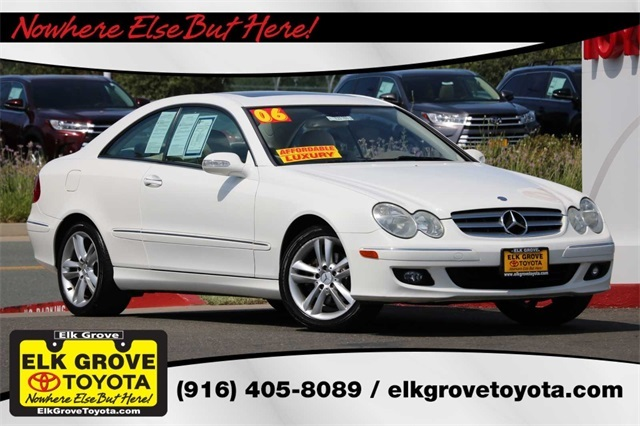 Pre-Owned 2006 Mercedes-Benz CLK CLK 350