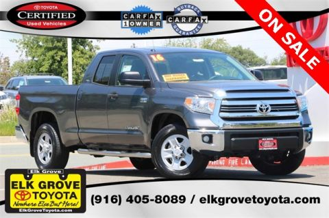 Certified Pre-Owned 2016 Toyota Tundra SR5