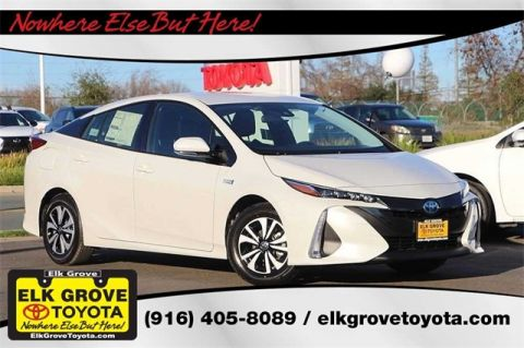 New 2020 Toyota Prius Prime XLE 5D Hatchback in Elk Grove #123877